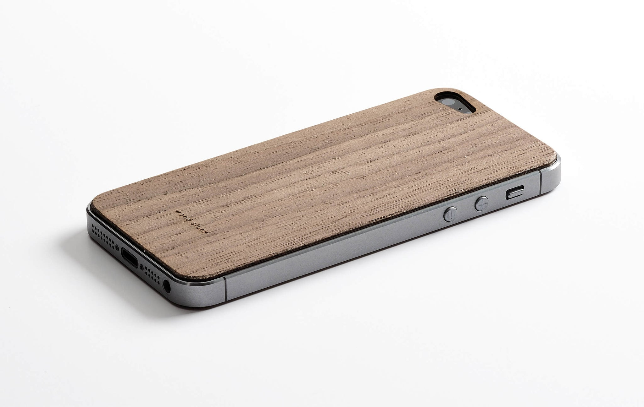 coque iphone 5 wood