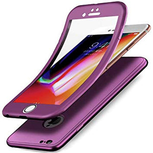 coque de iphone 6 violet