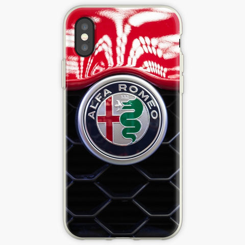 coque iphone 6 alfa romeo