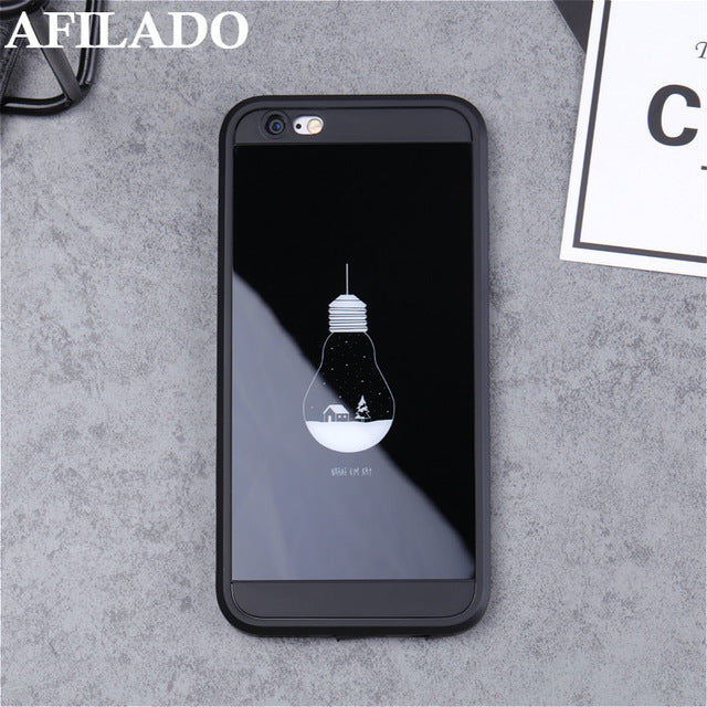 coque iphone 6 ampoule