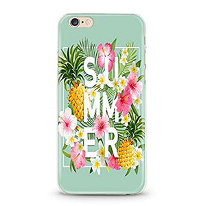 coque iphone 6 ananas tropical