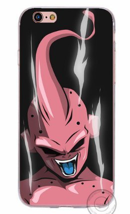 coque iphone 6 dbz boo