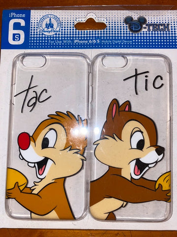 coque iphone 6 disney tic et tac