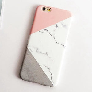 coque iphone 6 en marbre