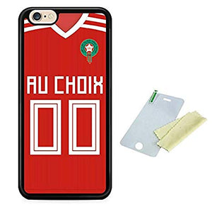 coque iphone 6 football maroc