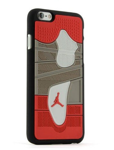 coque iphone 6 jordan semelle
