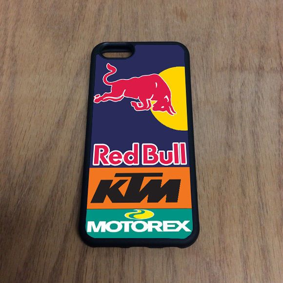 coque iphone 6 ktm red bull