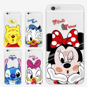 coque iphone 6 micke mimi disney