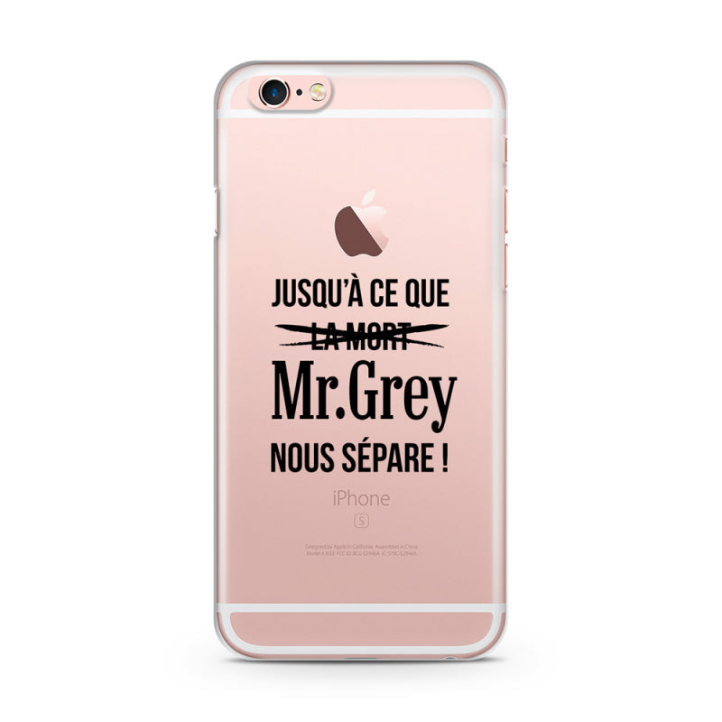 coque iphone 6 mr grey