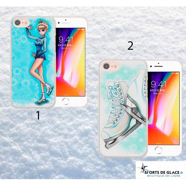 coque iphone 6 patinage artistique