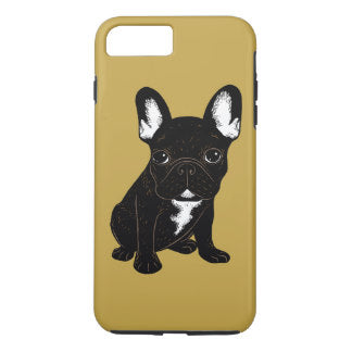 coque iphone 6 plus bouledogue francais
