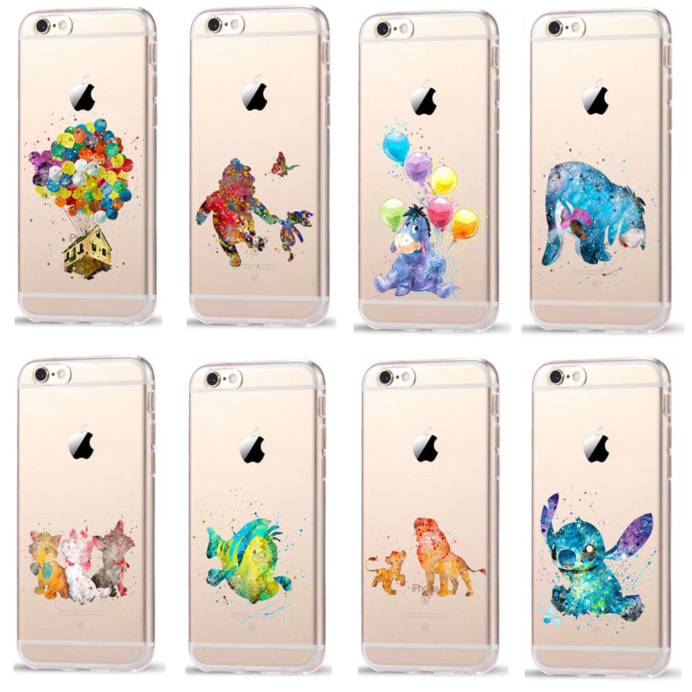coque iphone 6 plus cartoon