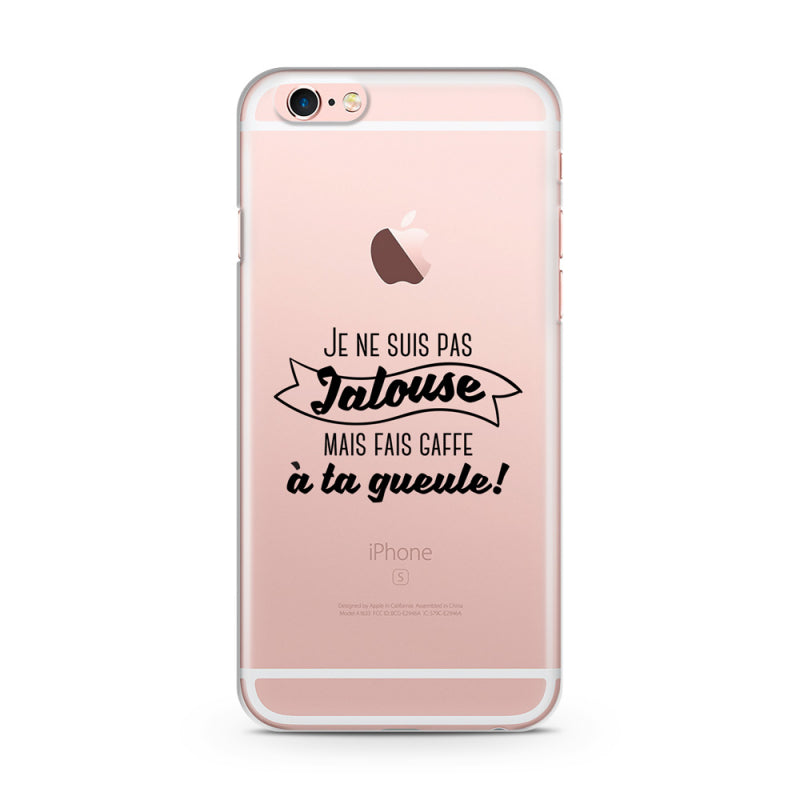 coque iphone 6 plus jalouse