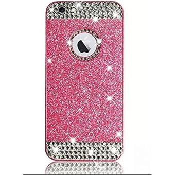 coque iphone 6 plus rose paillette