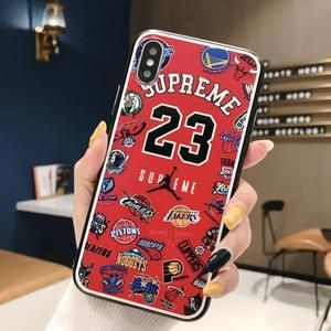 coque iphone 6 plus rouge nba