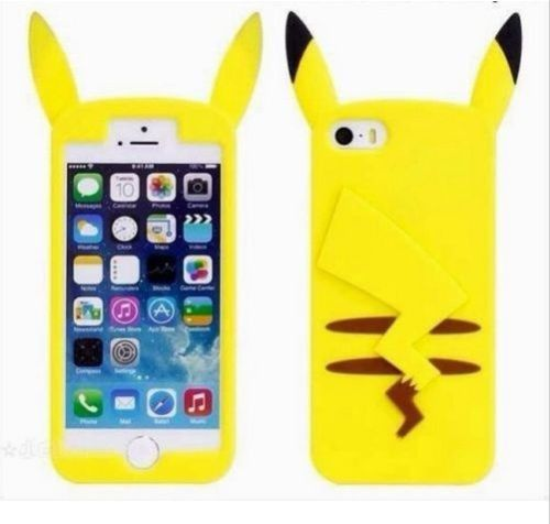 coque iphone 6 pokemon silicone