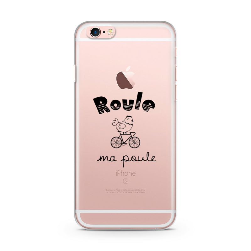 coque iphone 6 roule ma poule