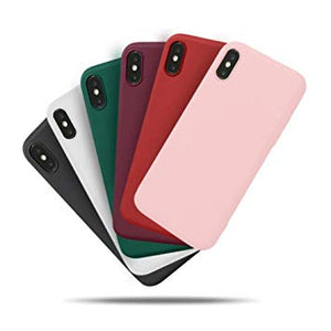coque iphone 6 silicone de couleur