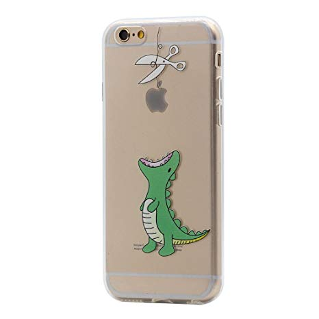 coque iphone 6 silicone drole