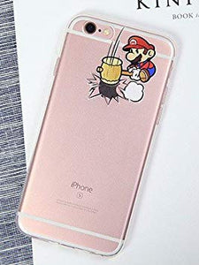 coque iphone 6 silicone jeux