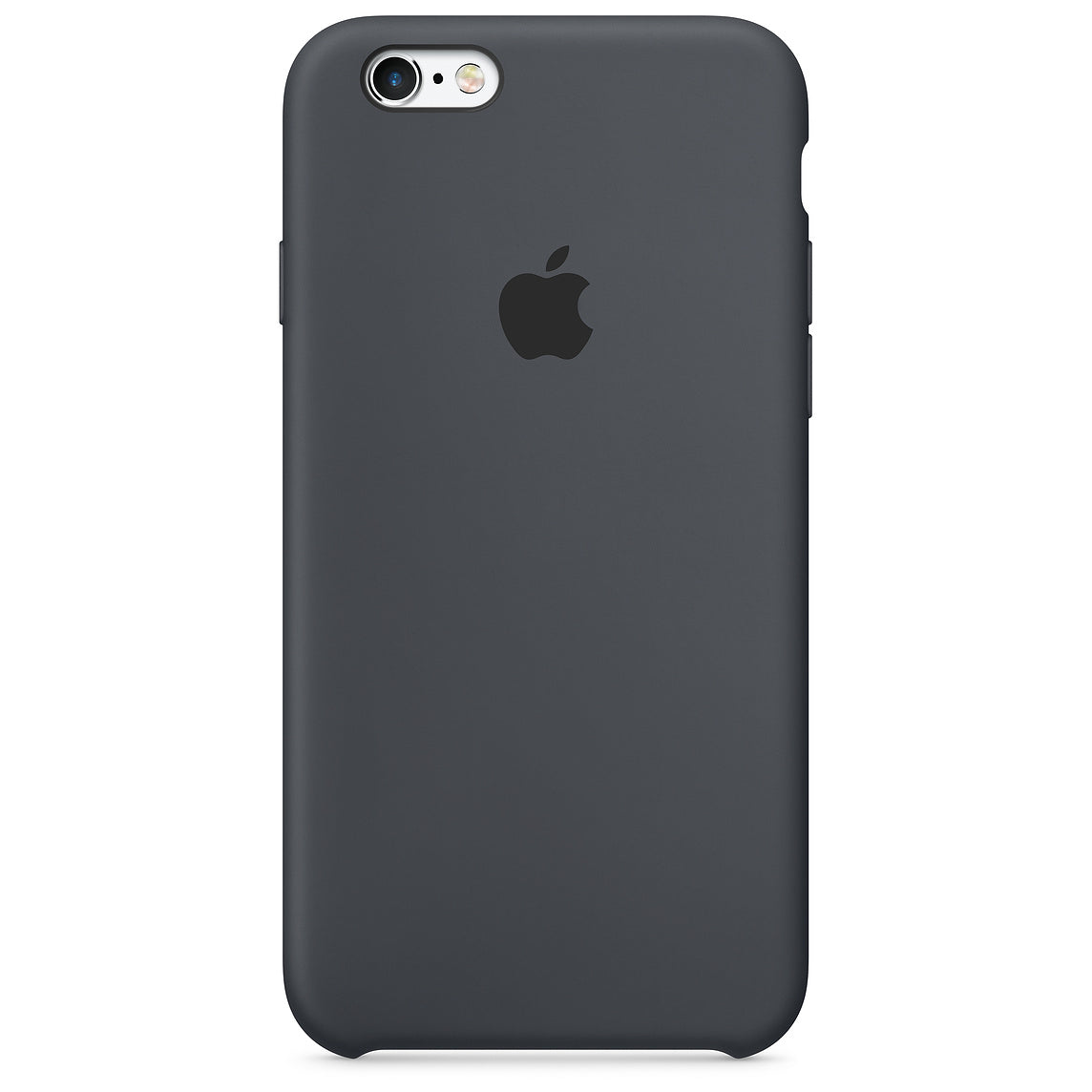 coque iphone 6 silicone noir apple