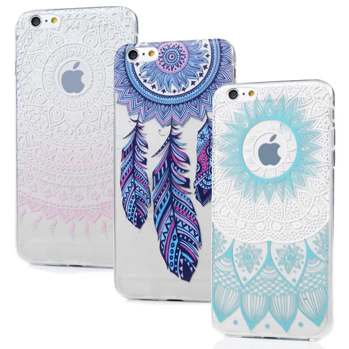 coque iphone 6 silicone souple antichoc