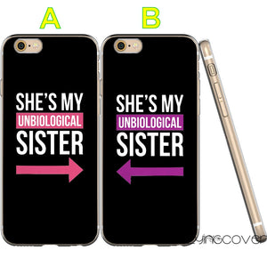 coque iphone 6 sister