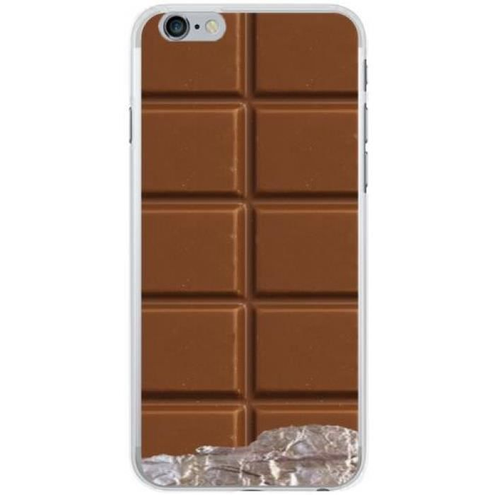 coque iphone 6 tablette de chocolat