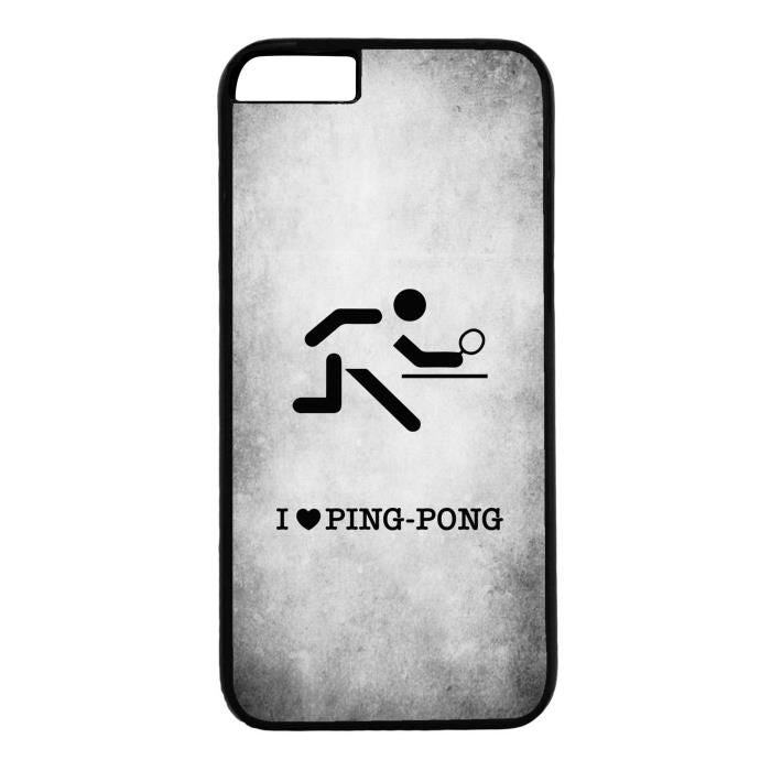 coque iphone 6 tennis de table
