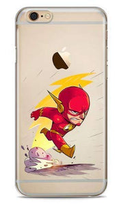 coque iphone 6 the flash