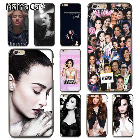 coque iphone 7 plus demi lovato