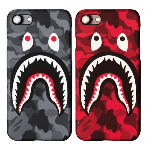 coque iphone 7 shark