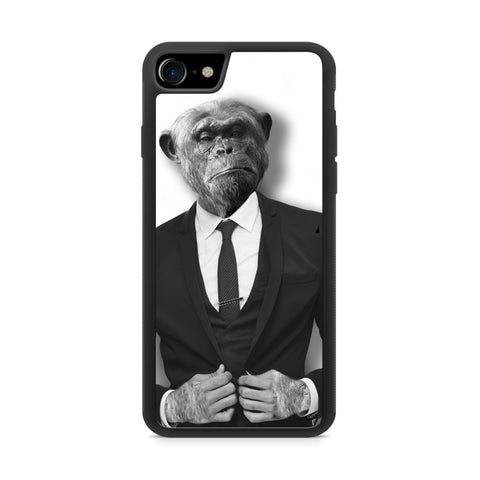 coque iphone 7 singe