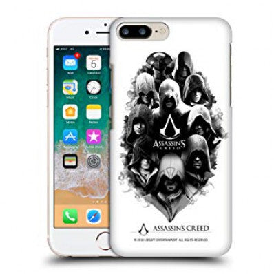 coque iphone 8 assassin's creed jacob