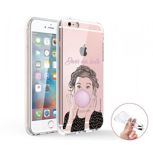 coque iphone 8 bulle