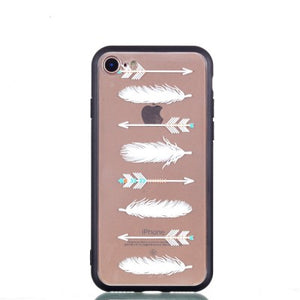 coque iphone 8 fleche