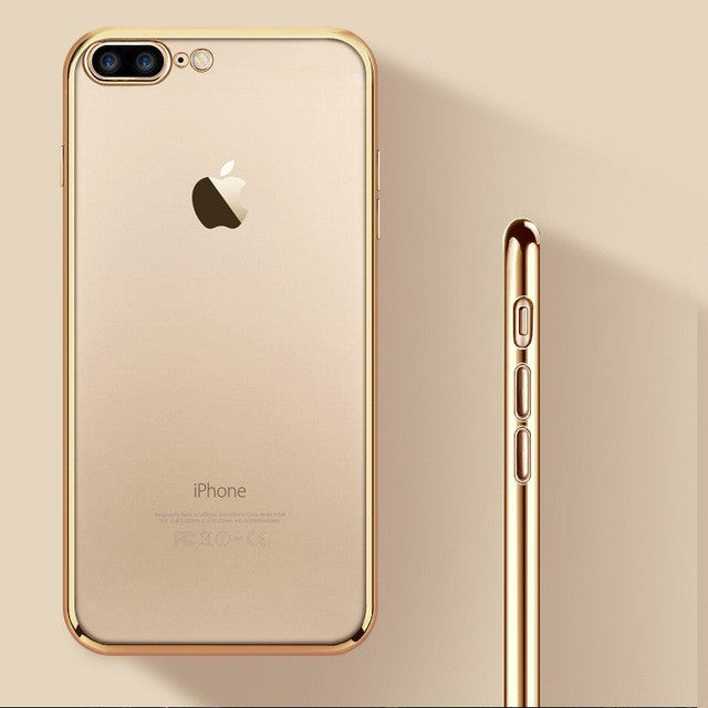 coque iphone 8 gold