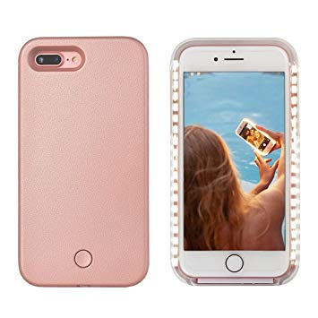 coque iphone 8 led