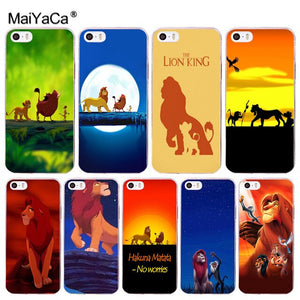 coque iphone 8 lion king