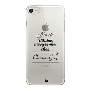 coque iphone 7 anastasia