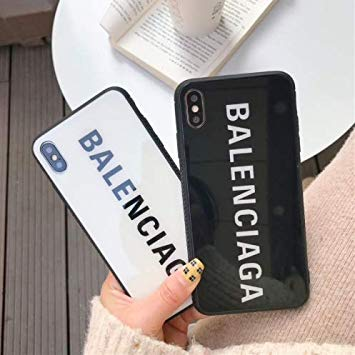 coque iphone 8 plus balenciaga
