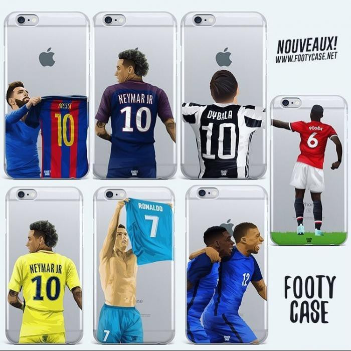 coque iphone 8 plus football