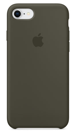 coque iphone 8 plus olive