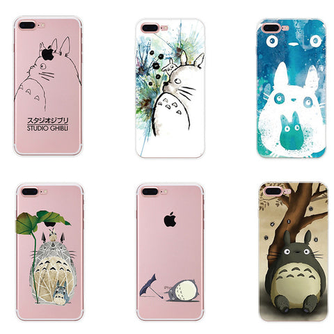 coque iphone 8 plus totoro