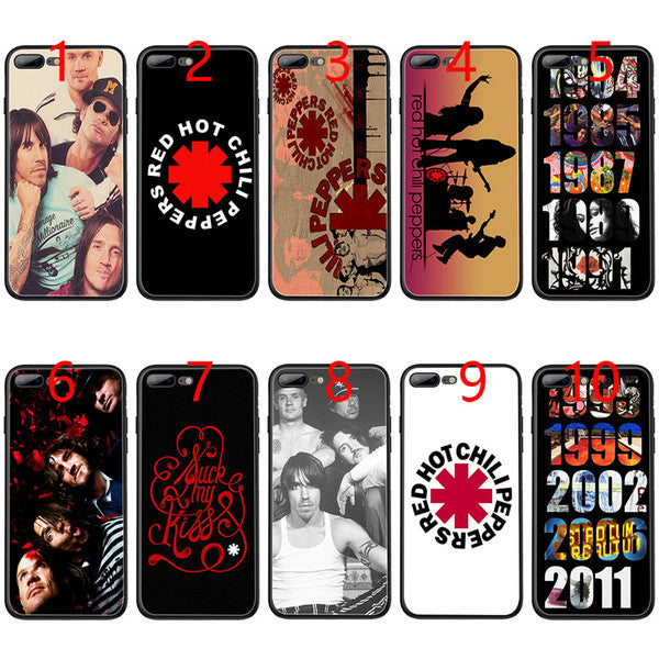 coque 20iphone 208 20red 20hot 20chili 20peppers 643suh grande