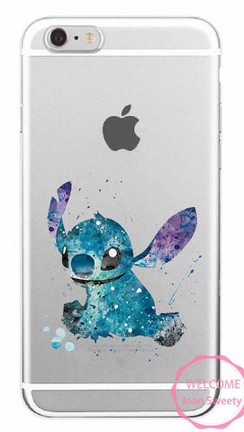 coque iphone 8 stitch et angel