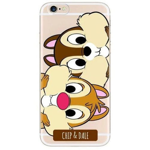 coque iphone 8 tic et tac disney