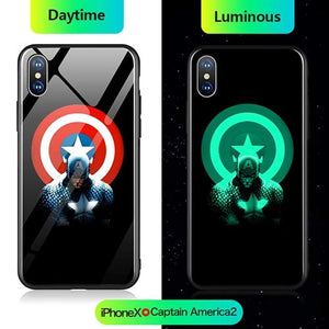 coque iphone xs avengers