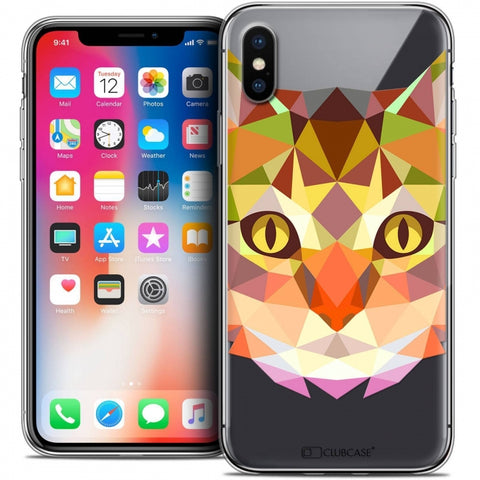 coque iphone xs chat
