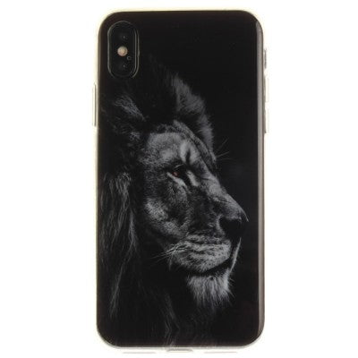 coque iphone xs lion